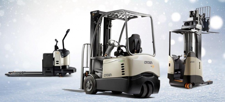 It's a New Year! Is it Time for a New Forklift?