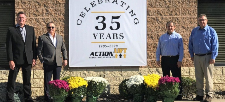 Action Lift, Inc. Celebrates Its 35th Anniversary