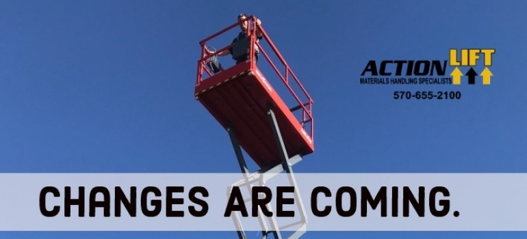 New ANSI Standards for Aerial Lifts. Are you ready?