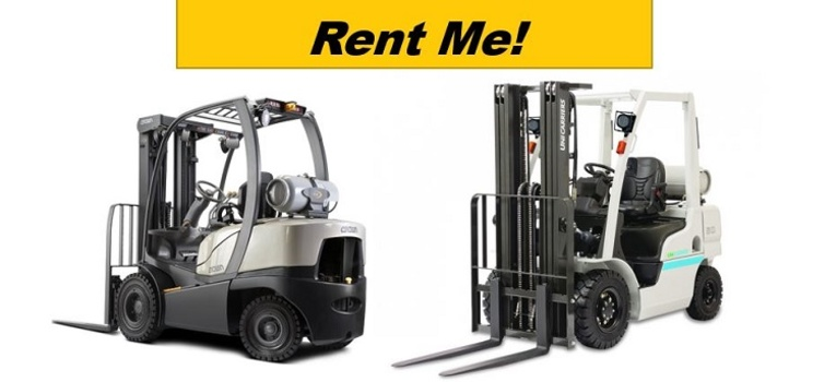 Need to rent a forklift? Here's what you should know.