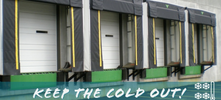 Winterize Your Loading Dock to Prevent Energy Loss