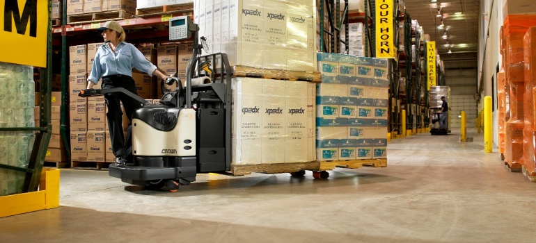 Protect Your Warehouse Against Forklift Damage