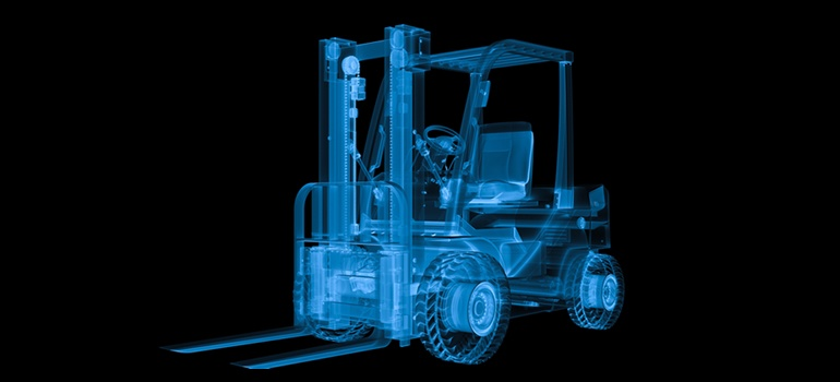 The Parts of a Forklift—it's a Matter of Synergy!