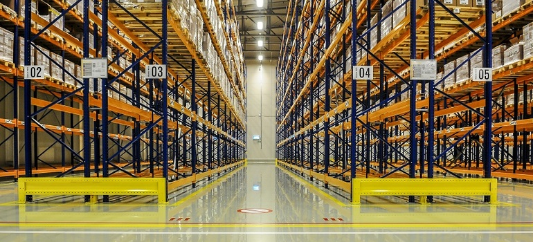Guard Your Pallet Racking—Protection Pays!