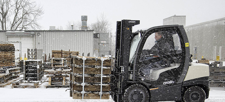 Brrr! Is Your Forklift Fleet Ready for Cold Weather?