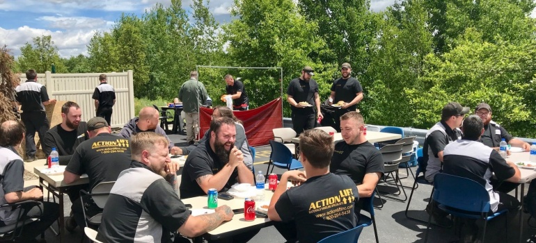 Action Lift Employee Appreciation Day 2019