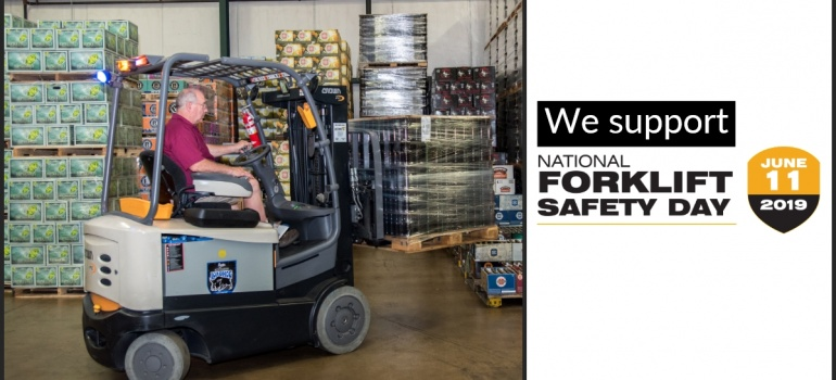 National Forklift Safety Day - Tips for Safety