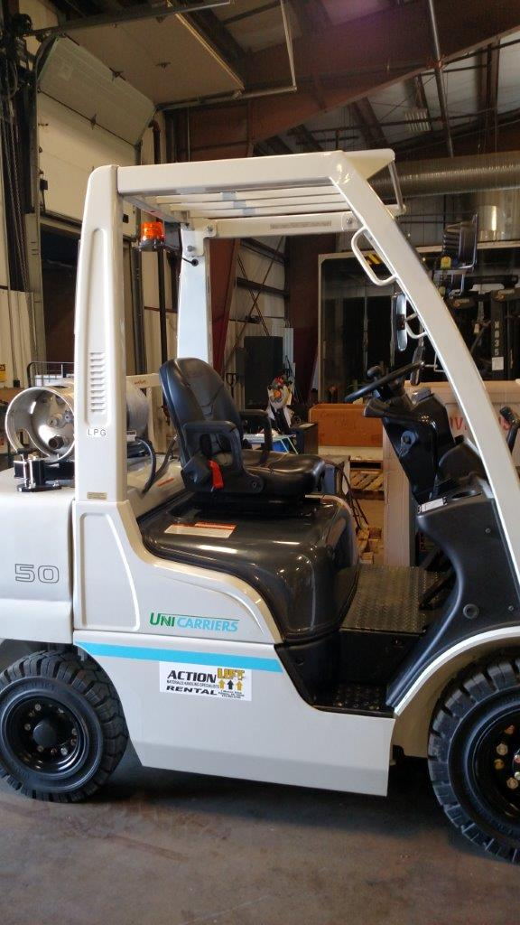 Action Lift - Forklift Rentals & More